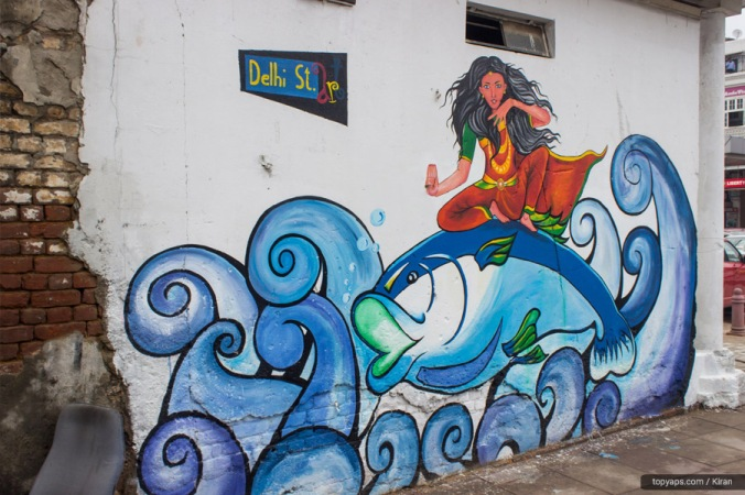 Delhi-Street-Art-team-at-CP